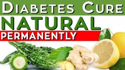 Natural Cure For Diabetes: Home Remedies That Really Work
