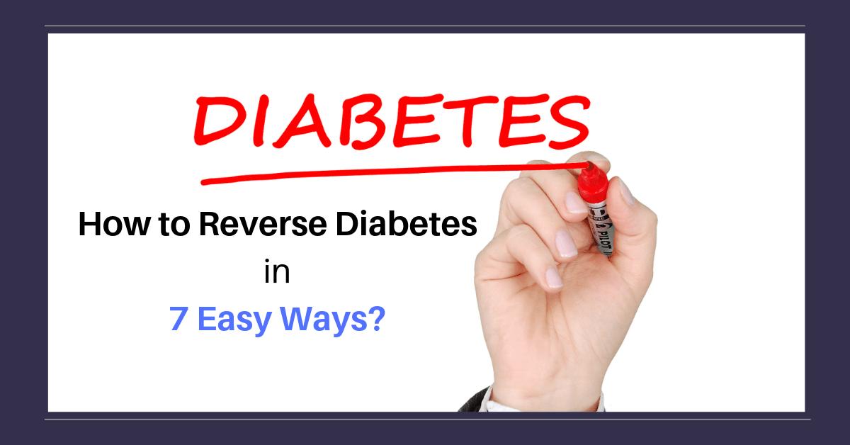 way to reverse diabetes